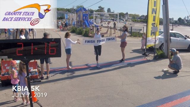 Every Day S A Beach Day 5k 2019: Granite State Race Services